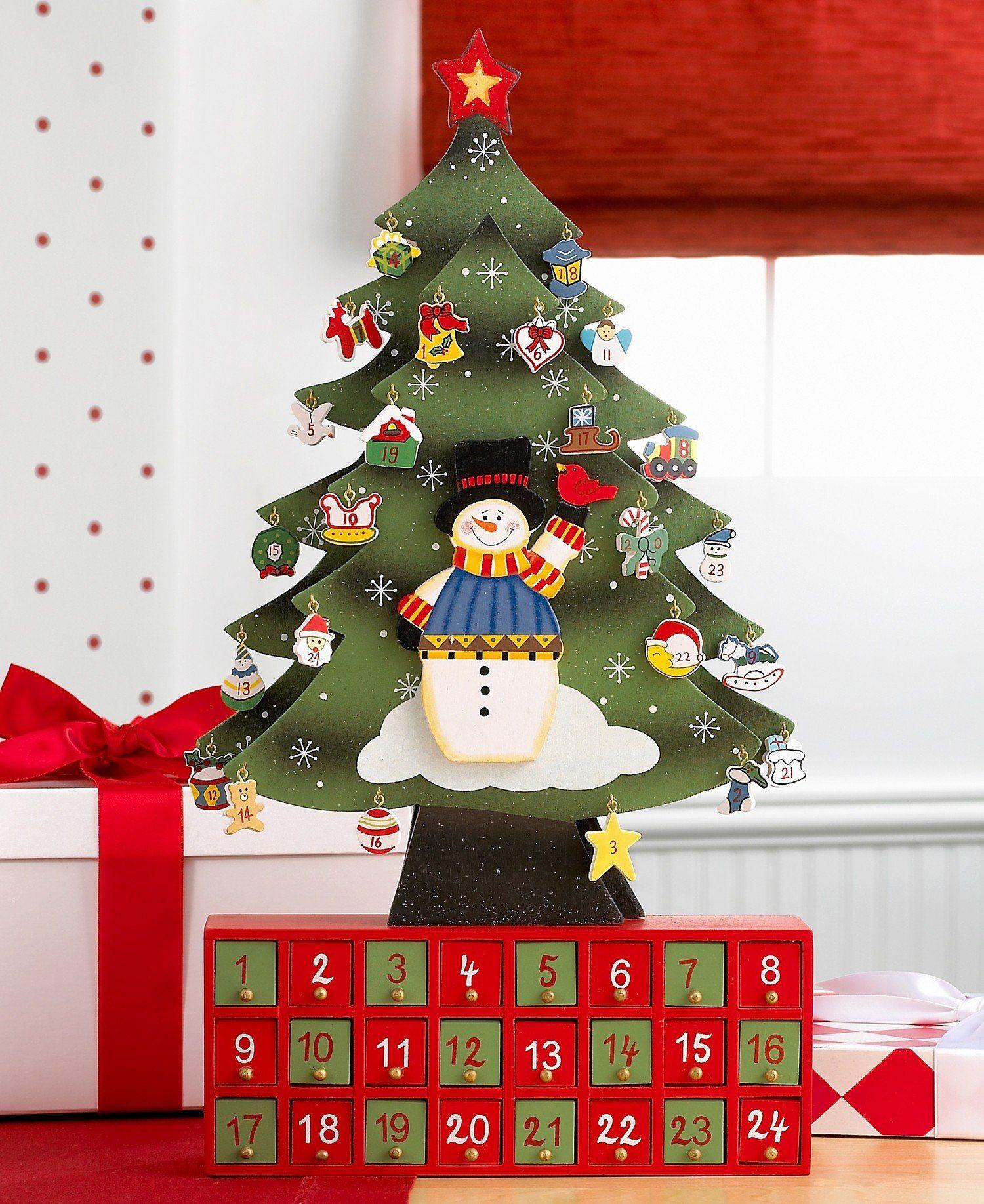 Amazon Christmas Tree Advent Calendar