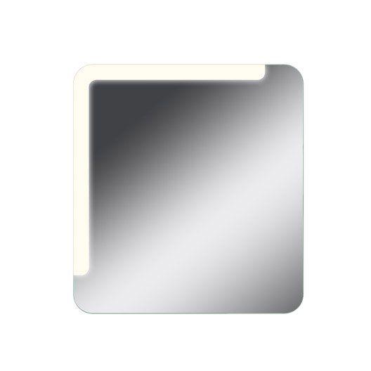 Miroir Lumineux Eclairage Integre L 60 X H 65 Cm Sensea Neo Shine Miroir Lumineux Miroir Lumineux