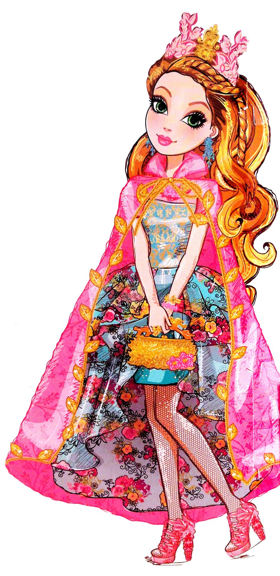 It's just a graphic of Satisfactory Picture of Ever After High