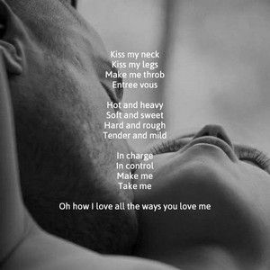 I Want To Kiss You All Over Quotes Kiss My Neck Kiss My Legs Make
