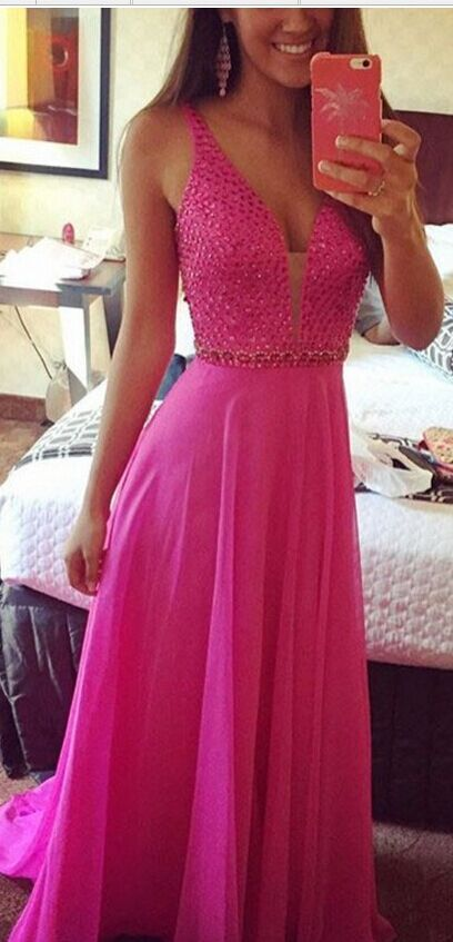 If this was a lighter pink it would be perfect | Prom | Pinterest ...