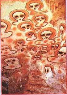 extraterrestre tassili