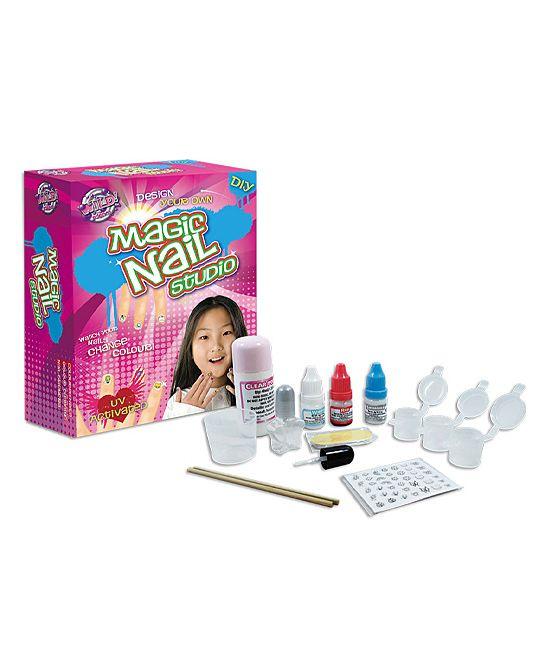 Magic Nail Studio Kit