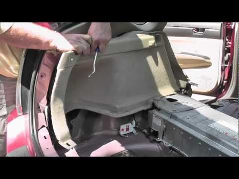 Toyota Prius Gen Ii Hybrid Battery Replacement Part 1 Of 3
