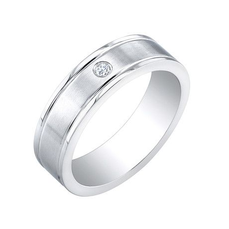 White CZ Ring