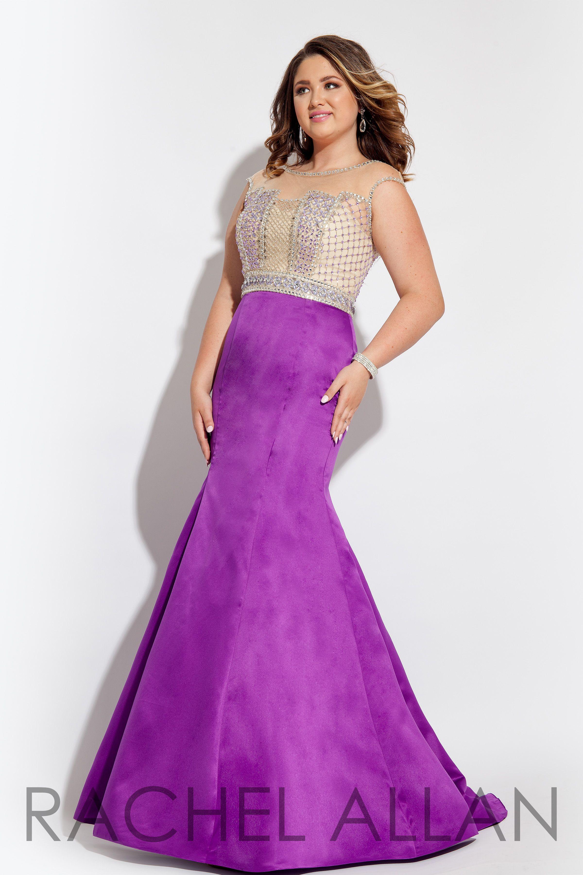Pin de Amparo Peña Cervera en Plus size gowns | Pinterest