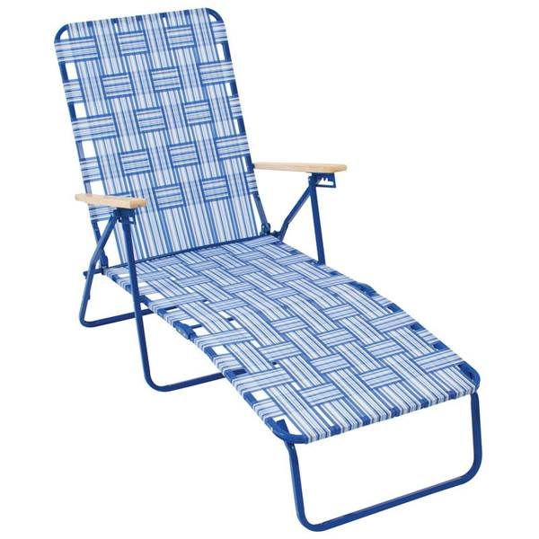 Vintage Lawn Deck Lounge Reclining Chair Vinyl Web Folding Webbed Patio Nice Ebay Patio Chairs Outdoor Recliner Lawn Chairs