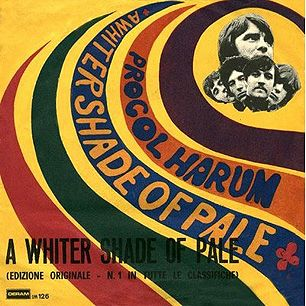 500 Greatest Songs Of All Time Procol Harum Psychedelic Pattern