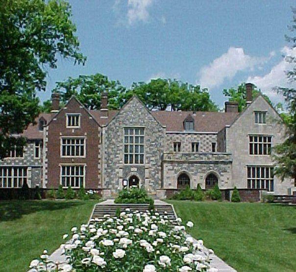 Salisbury House and Gardens, Des Moines, Iowa Built between 1923 - best of blueprint homes des moines ia