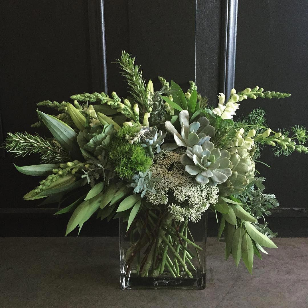 My Kind Of Edible Arrangement Rosemary Artichoke Bay