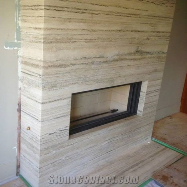 Pin By Christie Wood On Living Room Freestanding Fireplace Glass Tile Fireplace Slate Fireplace
