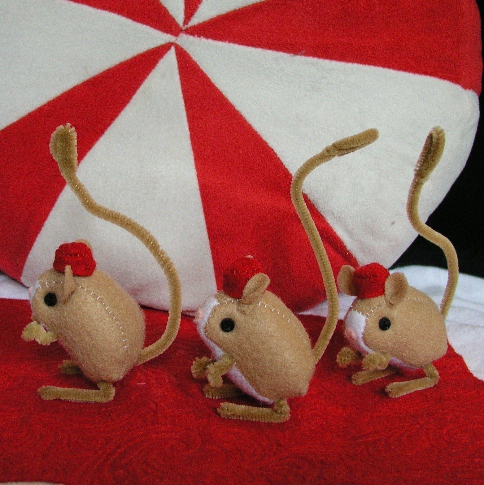 Coraline Circus Mice By Anita Belcast On Etsy Coraline Coraline Jones Crafts