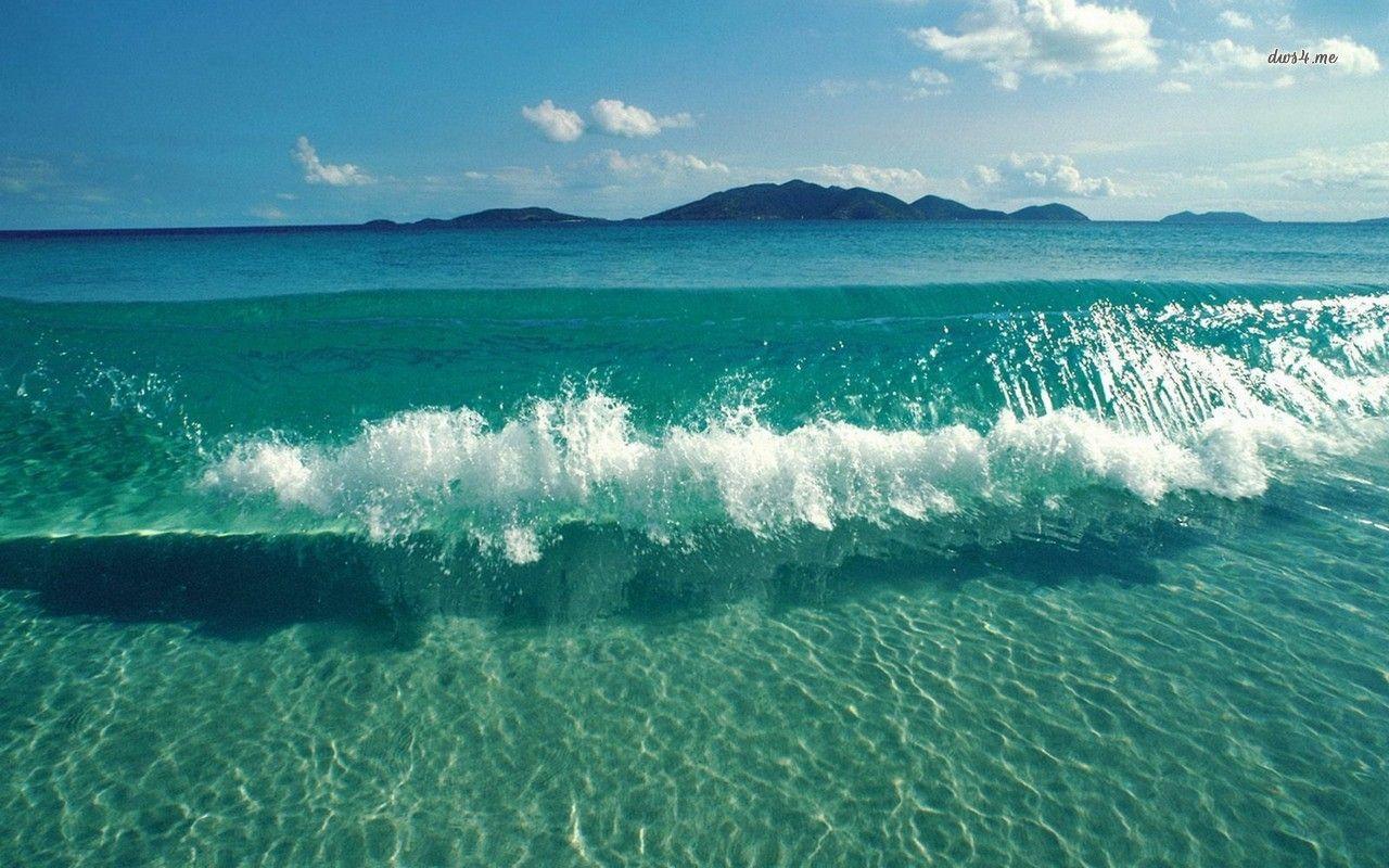 the ocean wave beach - photo #17