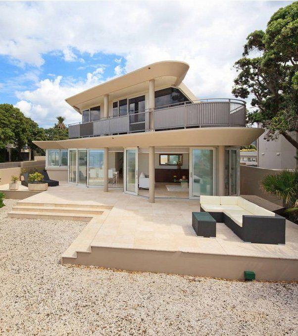 Minimalist House Design With Large Windows Contemporary House Plans House Design House Gate Design