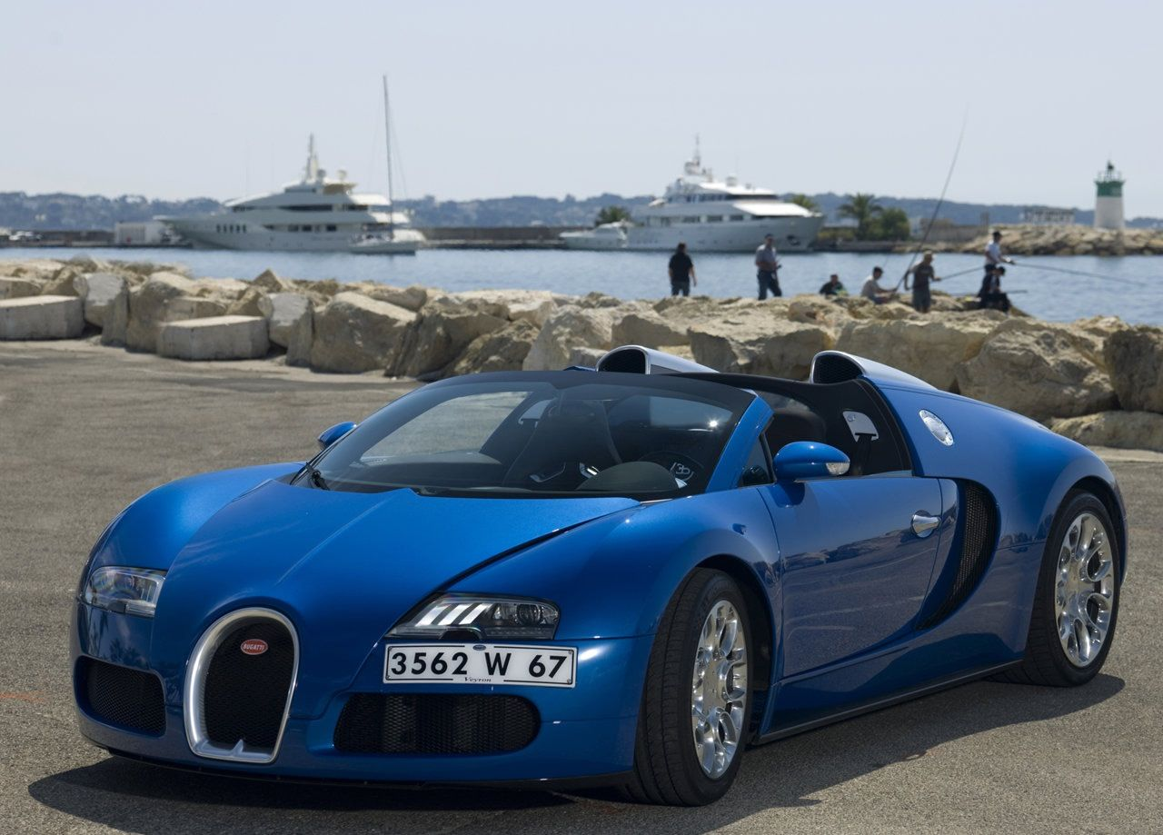 Bugatti Veyron 16.4 Grand Sport (its For Sale For 2.4 Million)