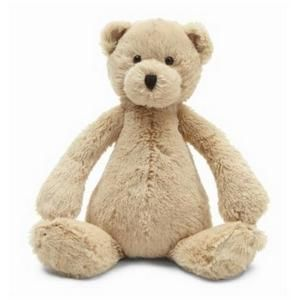 Bashful honey bear By Jellycat