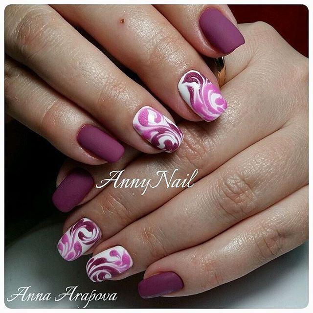 Pin by Олеся Ершова on Nail Art | Pinterest | Nail patterns, Magic ...