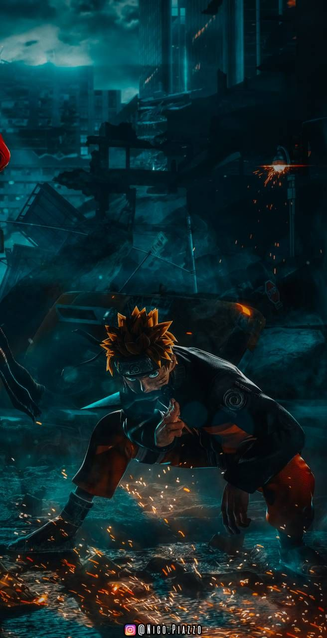 Photo of Download NARUTO Wallpaper by NicoPiazzo – 28 – Free on ZEDGE™ now. Browse mill…