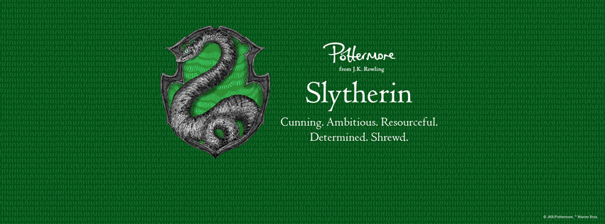 Pm Pride Slytherin Facebook Cover Image 851 X 315 Px 851x315