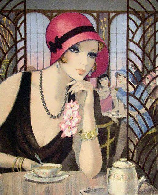Ahşap Boyama 58 Kadin Desenli Dekupaj Madam Pinterest Arte