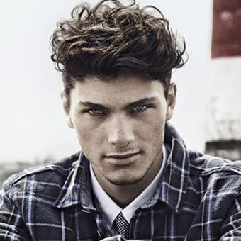 Incredible 1000 Images About Wavy Hair Styles On Pinterest Short Hairstyles Gunalazisus