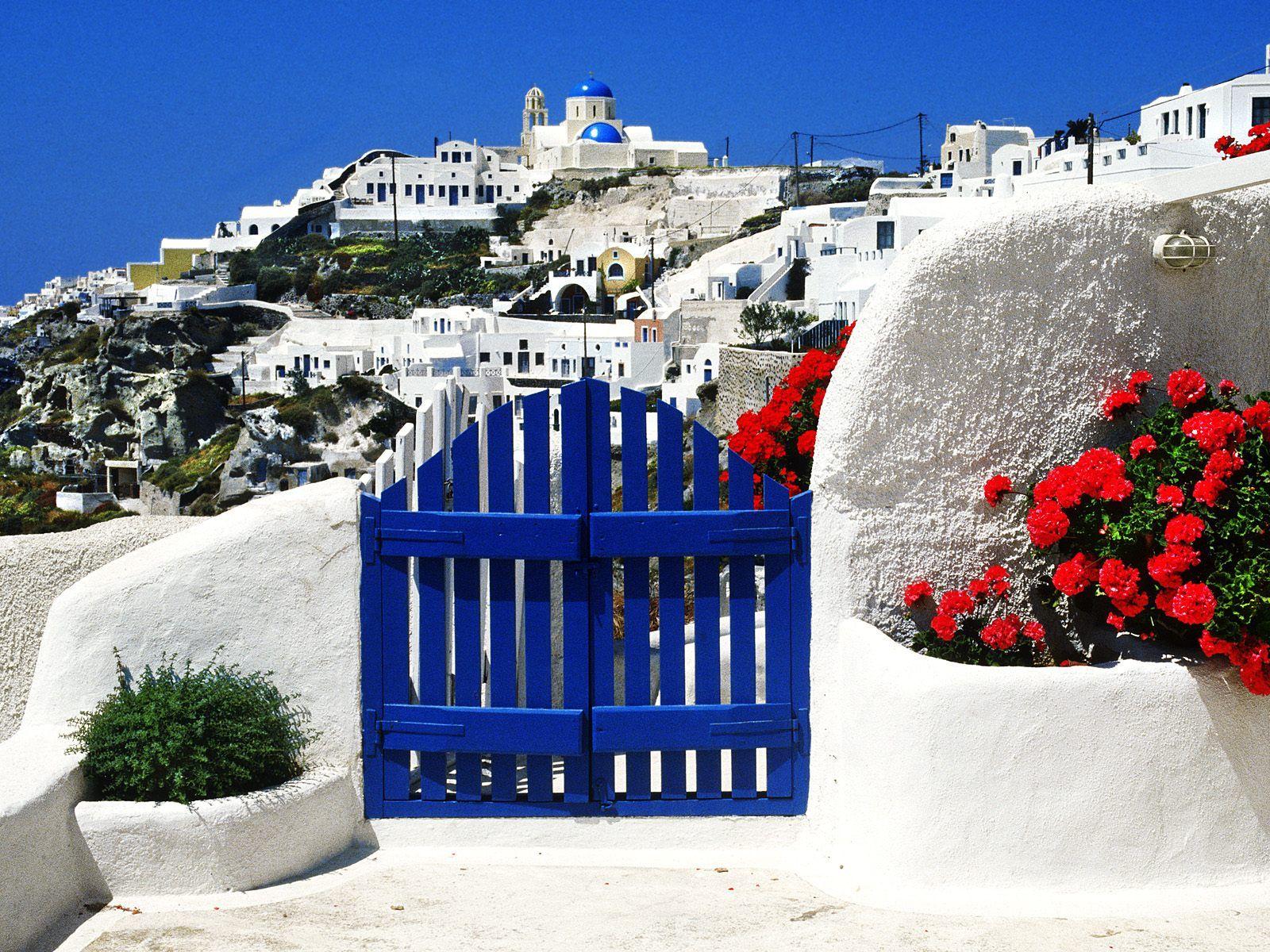 fond d'ecran gratuit grece