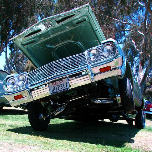 Buick Regal Lowrider For Sale: 1964 Chevy Impala SS Lowrider