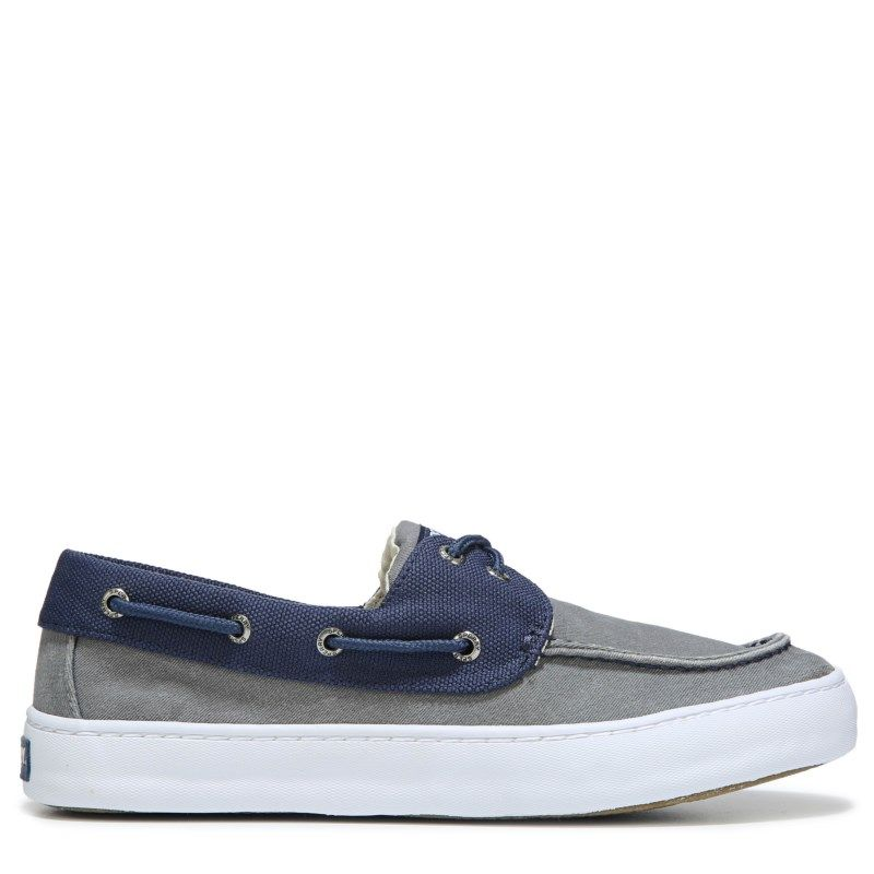 Sperry Cutter 2-Eye Chambray