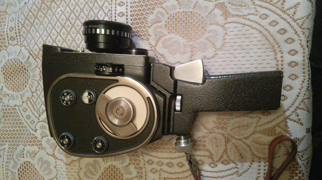 Radziecka Kamera Quarz Ds8 M 6198314216 Oficjalne Archiwum Allegro Allegro Retro