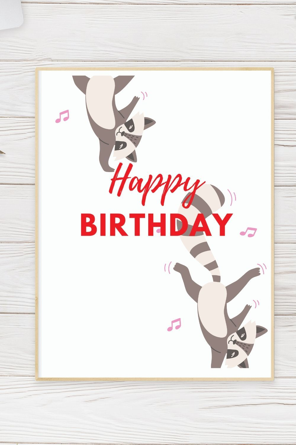 Print it from home and send it by mail or send i directly in a email.   #Digitaldownload #Printable #Print #Birthdaycard #Kid #Child