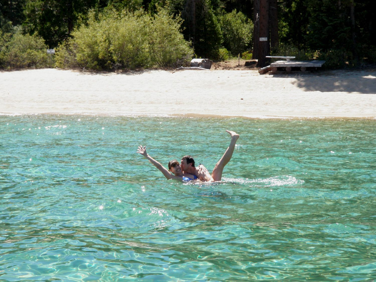 Top 10 Places To Go Swimming In Lake Tahoe Laketahoe Com Tahoe Beaches Lake Tahoe Beach South Lake Tahoe