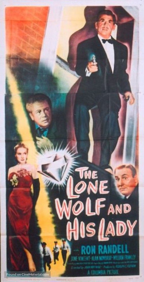 Image result for movie the lone wolf and his lady