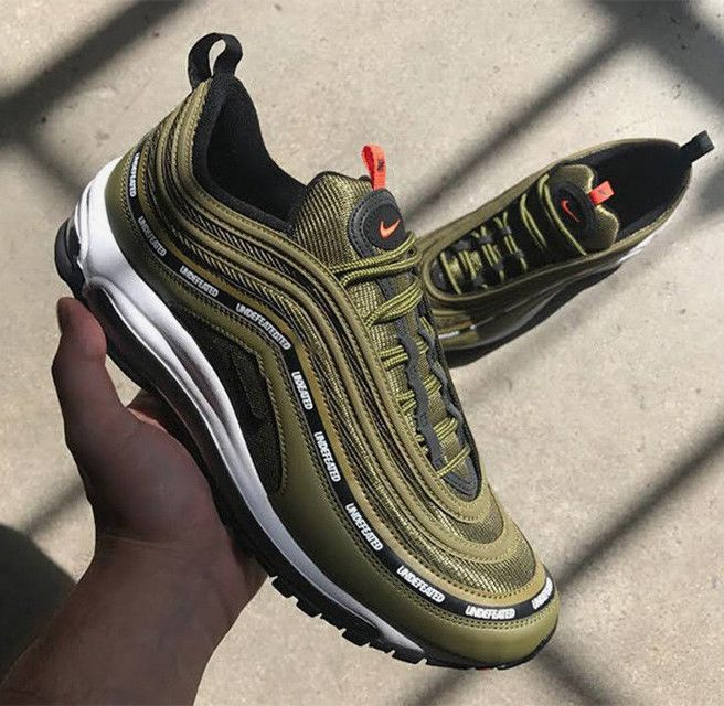 There's Another UNDEFEATED x Nike Air Max 97 Collaboration