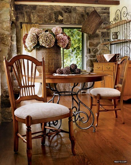 Floors Walls Chairs Love It Country Style Homes European Decor Home Decor