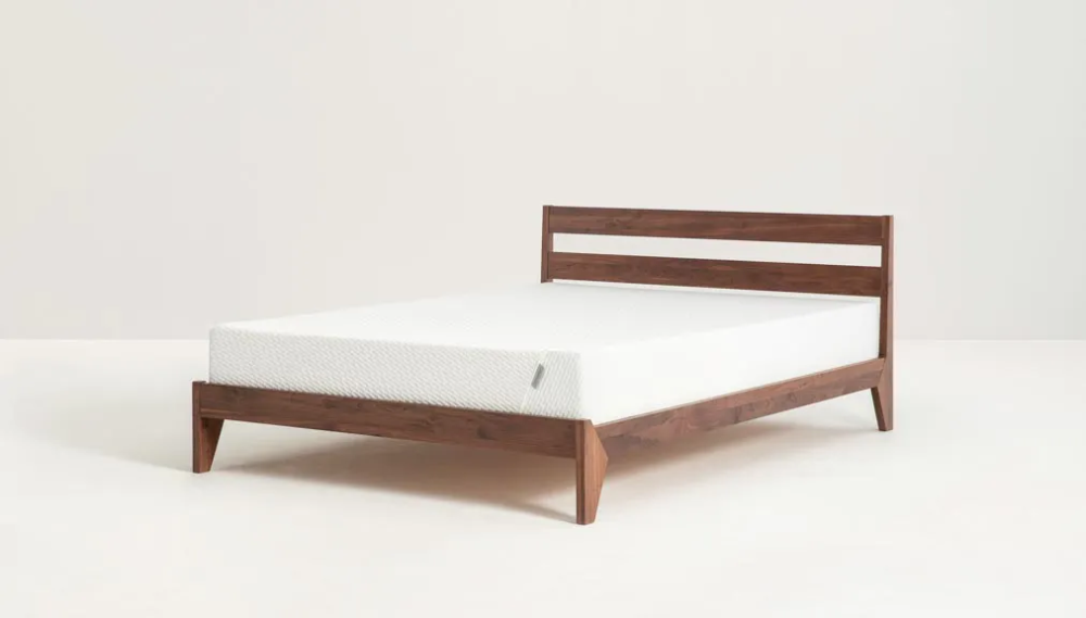Wood Bed Frame Tuft & Needle in 2020 Bed frame, Bed