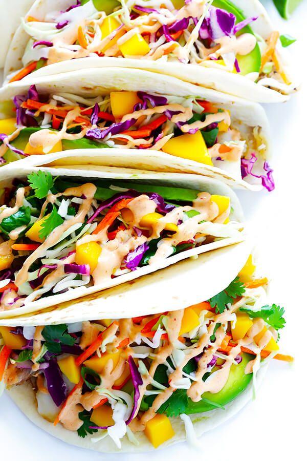 Mango Chipotle Fish Tacos Recipe Fish tacos recipe