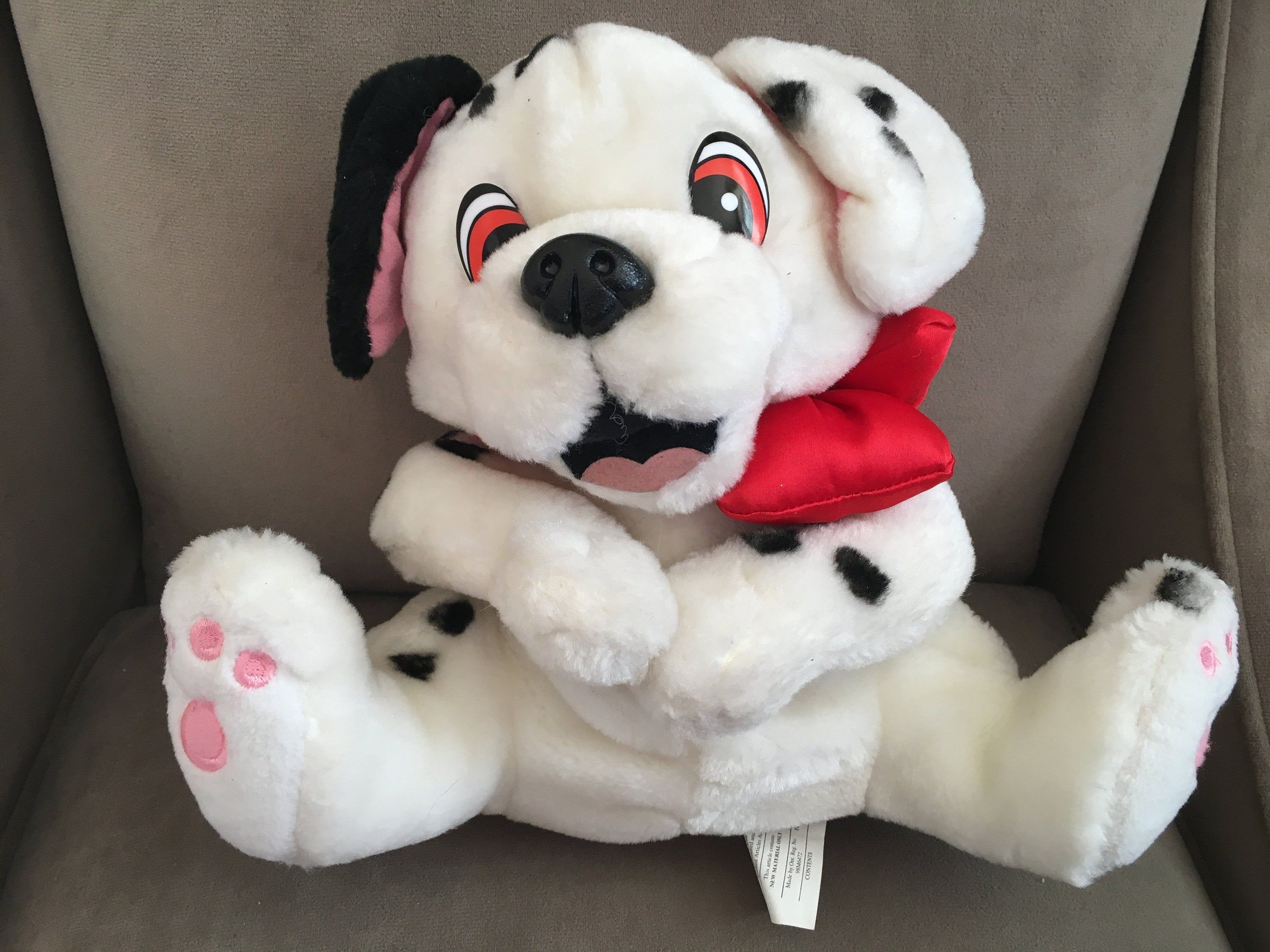 101 Dalmatians Reversible Plush Puppy Dog Present Gift 2 In 1 Stuffed Animal Dog Presents Monkey Stuffed Animal Dogs And Puppies [ 2250 x 3000 Pixel ]