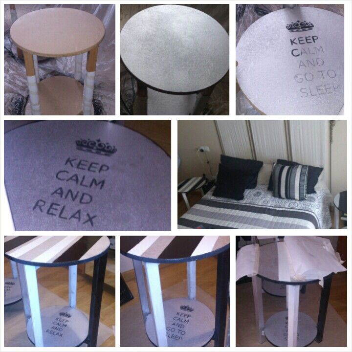 Transformacion mesa camilla para usar de mesita con pintura spray cositas que quiero hacer - Mesa camilla moderna ...