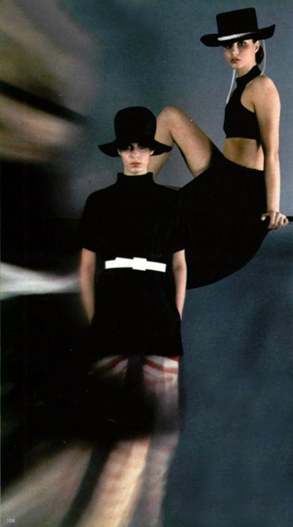 1970's fashion - Givenchy