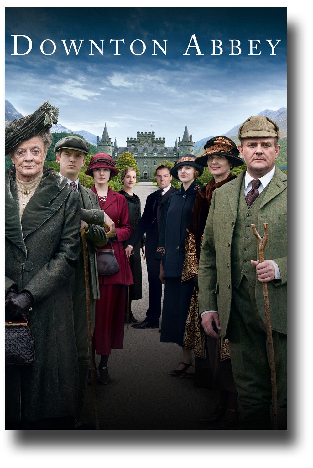 Downton Abbey Season 6 Is Now On Amazon Prime Downton Abbey