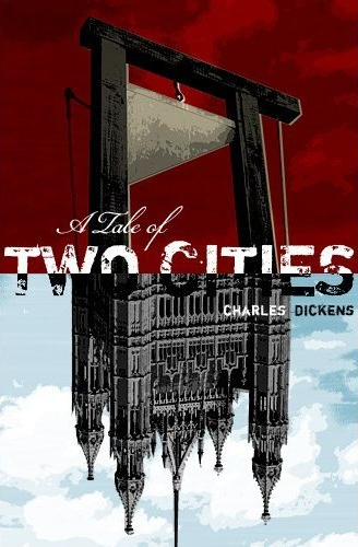 Uwbookmadness A Tale Of Two Cities By Charles Dickens  Category Required Readings  London