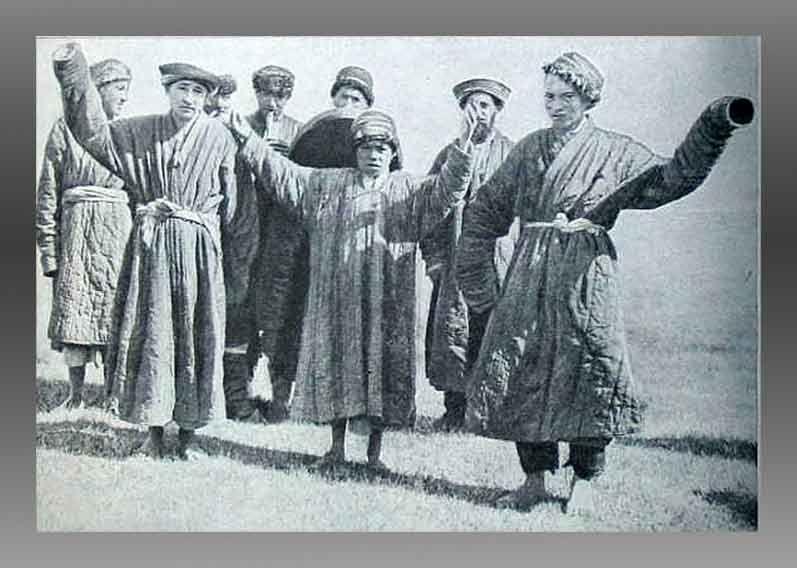 Rhythmic Dance of the Sarikolis