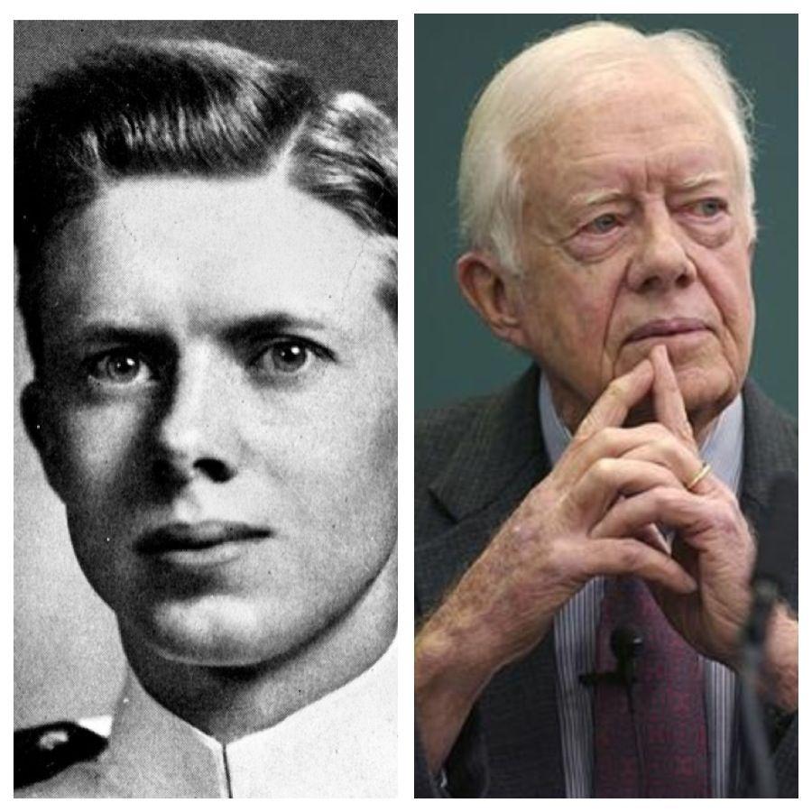 Jimmy Carter, B. 1924