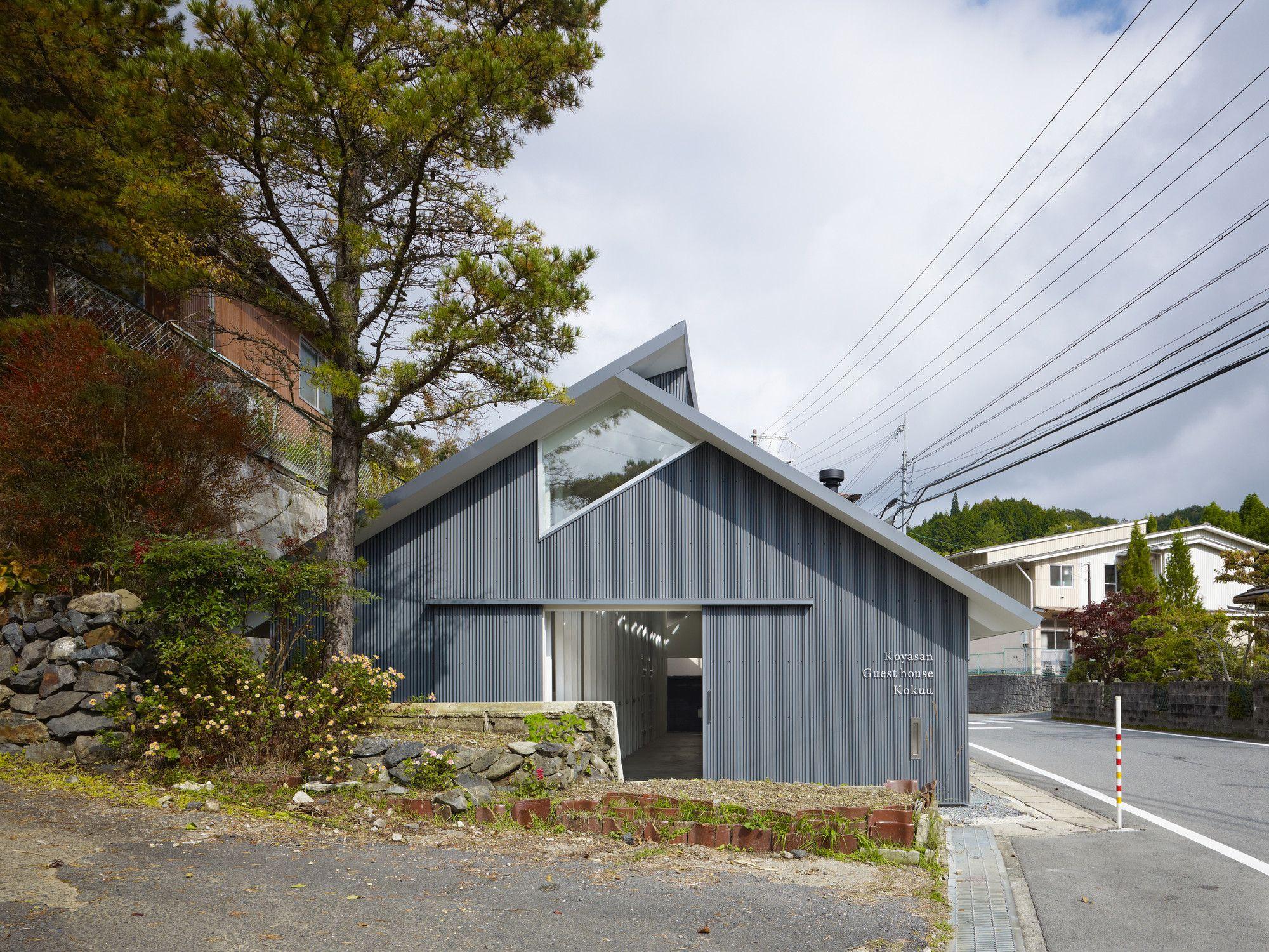 Casa de huéspedes Koyasan,© Toshiyuki Yano