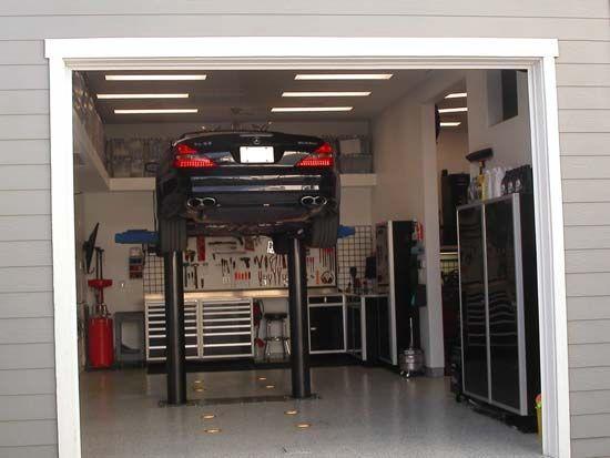 Modern, Garage And Modern Garage