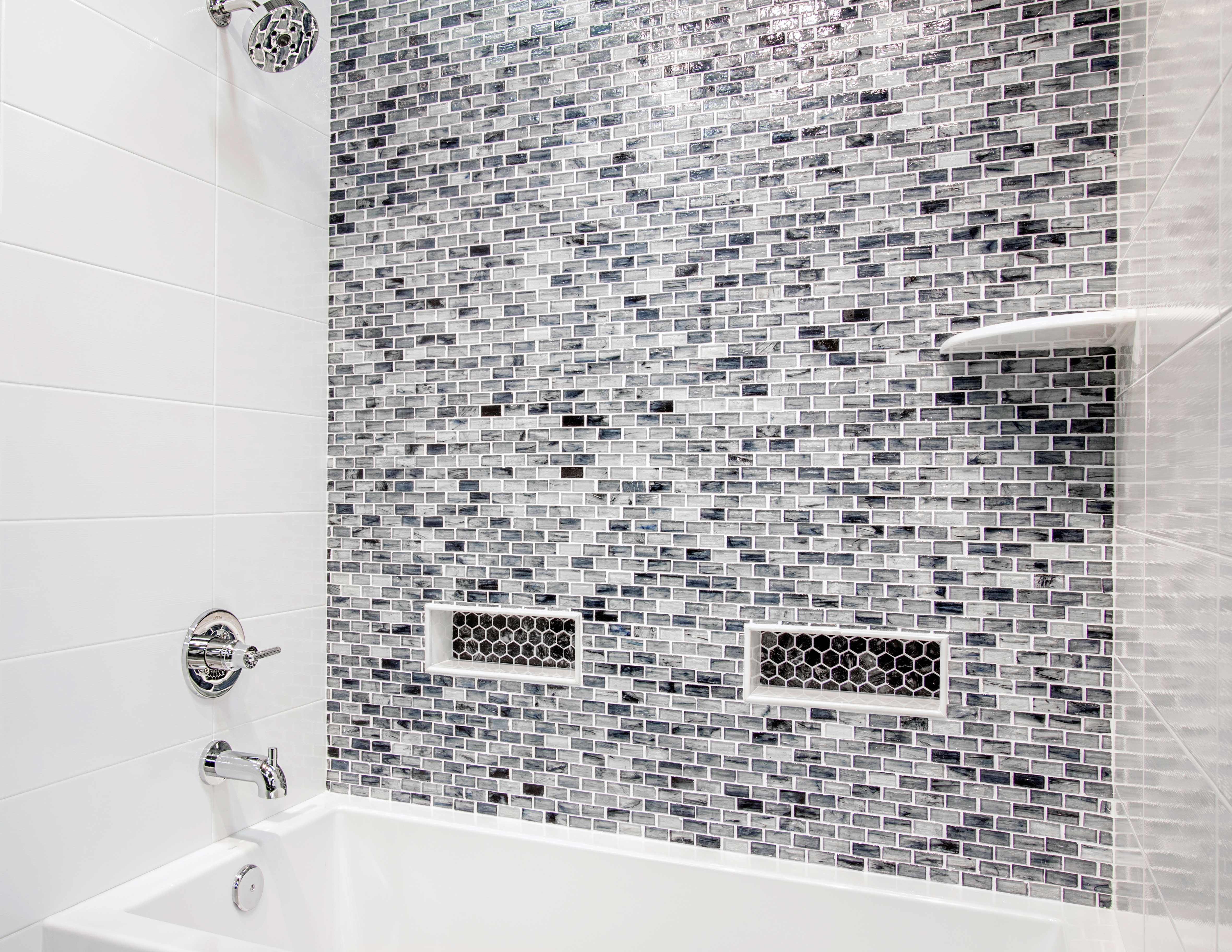 Emphasize that clean and refreshing feeling by adding this focal ...