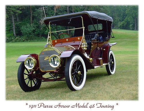 1911 Pierce-Arrow Model 48