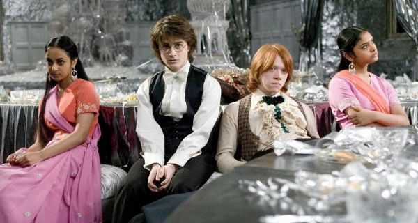 Harry Potter I Czara Ognia Recenzja Filmy Game Exe Harry Potter Yule Ball Harry Potter Films Harry Potter Funny