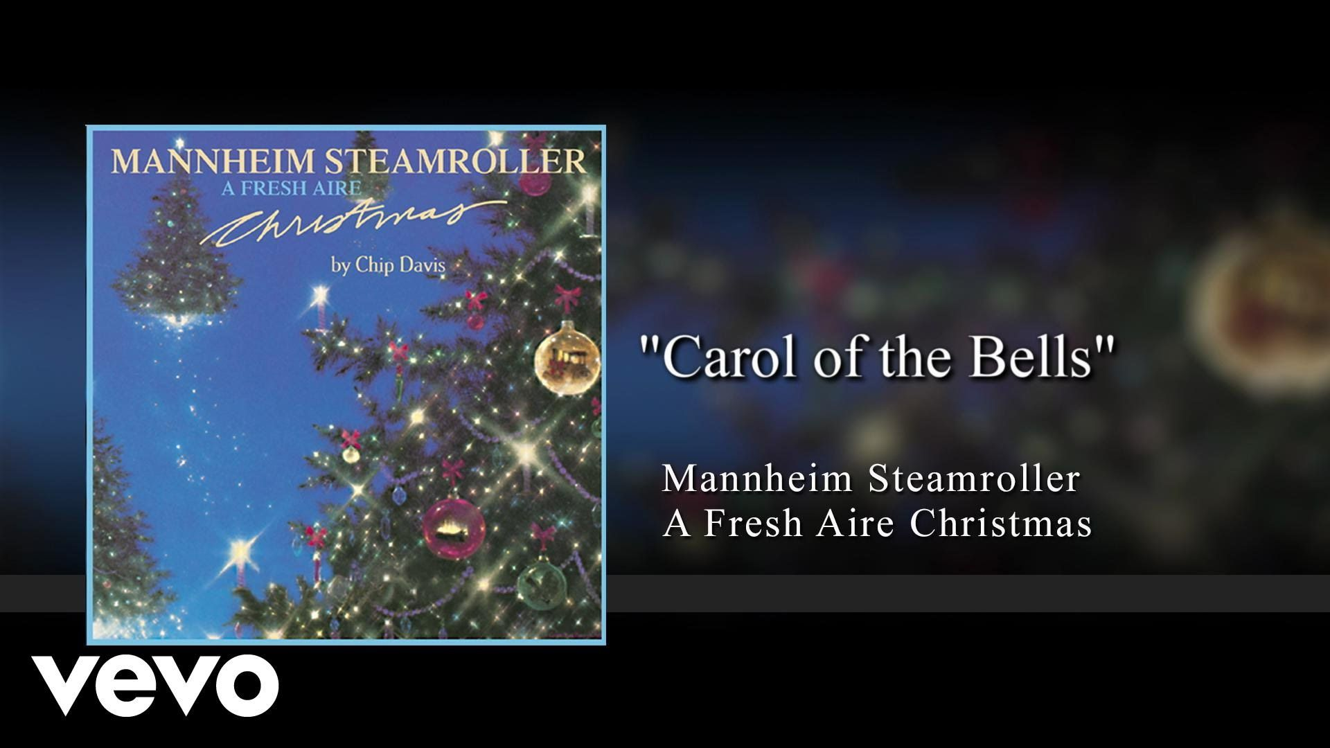 Mannheim Steamroller - Carol of the Bells (Audio) - YouTube ...