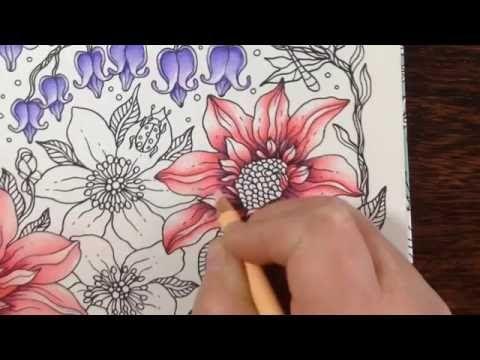 Daydreams Dagdrommar Coloring Book